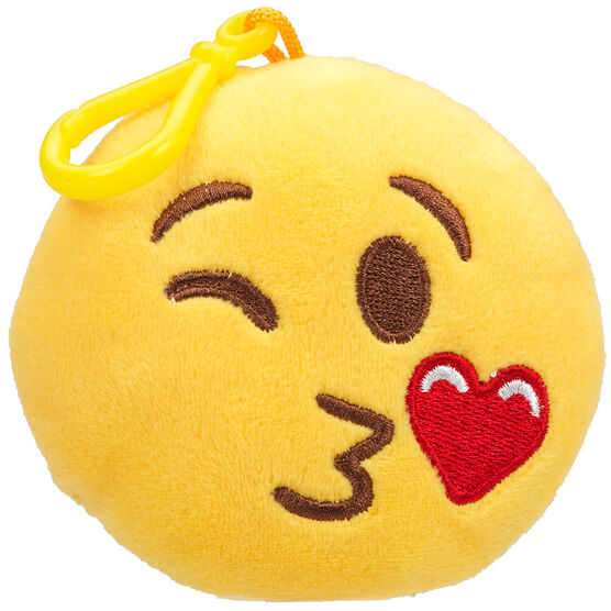 Emoji Plush - Assorted