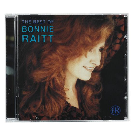 Bonnie Raitt - The Best Of Bonnie Raitt - CD