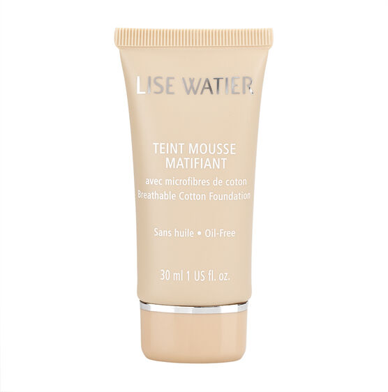Lise Watier Teint Mousse Matifiant Foundation - Natural