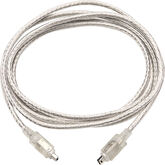 Certified Data IEEE 1394 Cable - 4 pin to 4 pin - 1.8 Meters (6 ft)