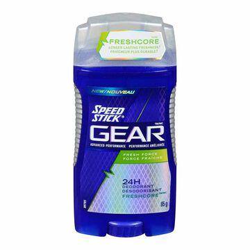 Speed Stick Gear Deodorant - Fresh Force - 85g