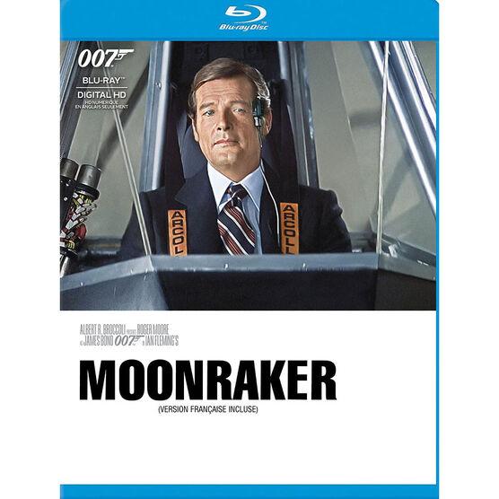 Moonraker (1979) - Blu-ray