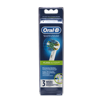 Oral-B Floss Action Refills - 3 pack