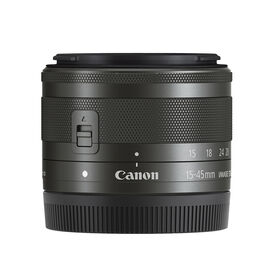 Canon EF-M 15-45mm f/3.5-6.3 IS STM - 0572C002