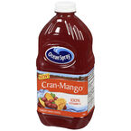 Ocean Spray Juice - Cranberry Mango - 1.89L