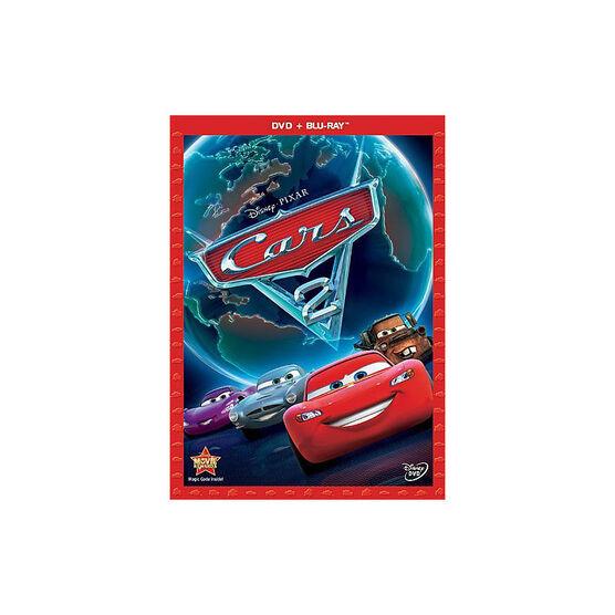 Cars 2 - DVD + Blu-ray