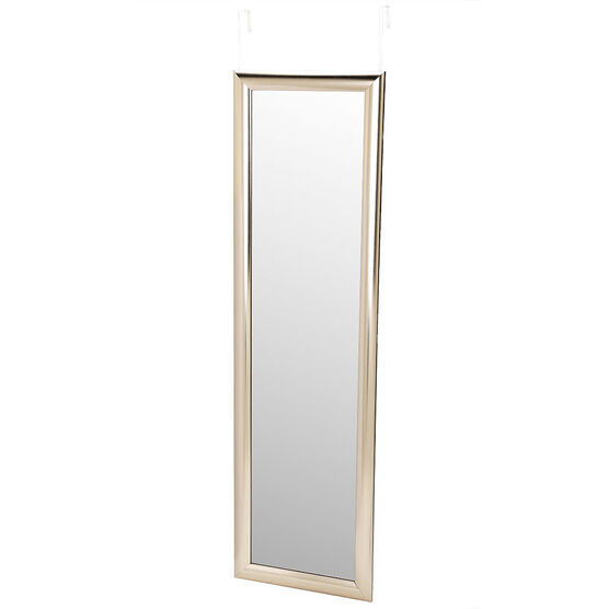 London Drugs Over the Door Mirror - Assorted - 129 x 37 x 1.8cm