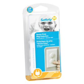 Safety 1st Press Plug Protector - 24's