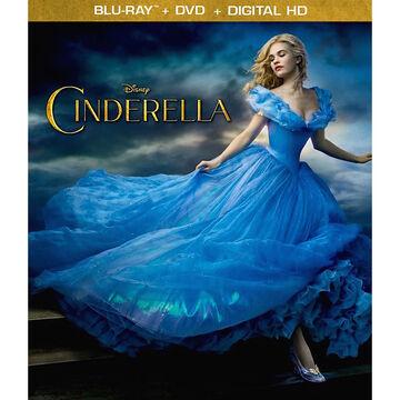 Cinderella (Live Action) - Blu-ray