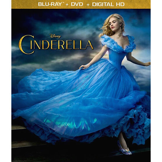 Cinderella (Live Action) - Blu-ray