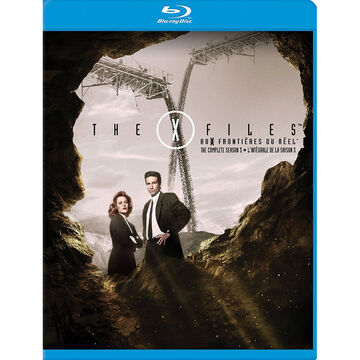 The X-Files: The Complete Season 3 - Blu-ray