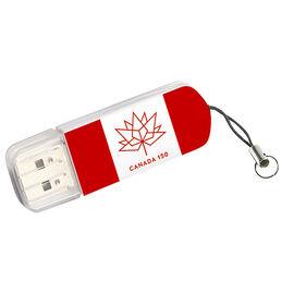 Verbatim Special Edition Canada 150 USB Flash Drive - 16GB - USB 2.0