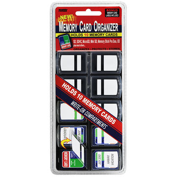 Pioneer Memory Card Storage Case - MCO-10