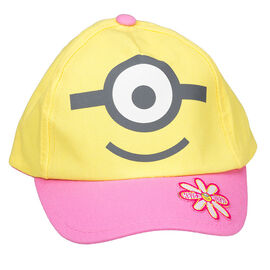 Minions Baseball Cap - Assorted - 2-3X