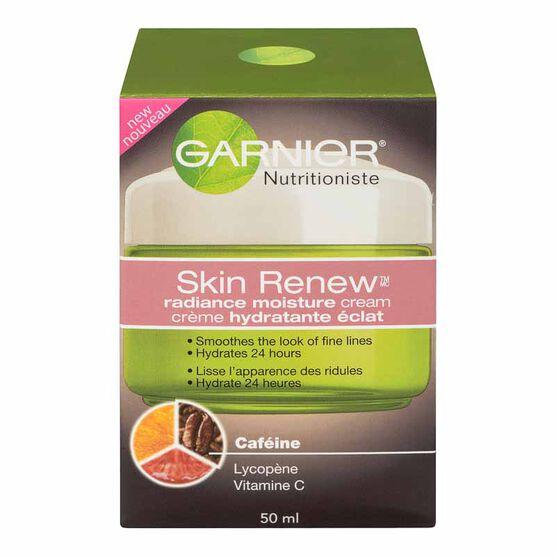Garnier Nutritioniste Skin Renew Daily Regenerating Moisture Cream - 50ml