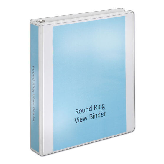 London Drugs View Binder - 1.5""