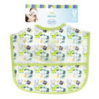 Honey Bunny Baby Bib with Pocket - Assorted