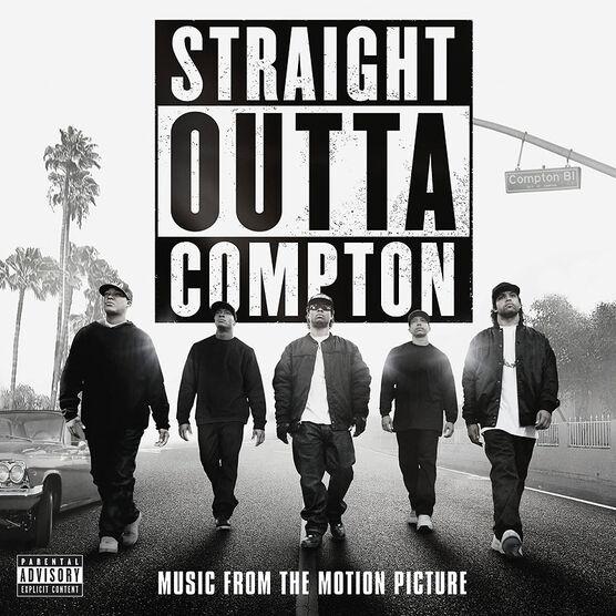 Soundtrack - Straight Outta Compton - CD