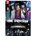 One Direction - Up All Night: The Live Tour - DVD