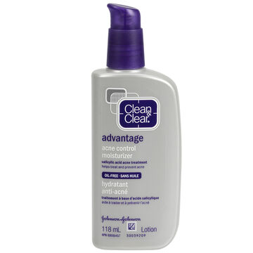 Clean & Clear Advantage Acne Control Moisturizer - 118ml