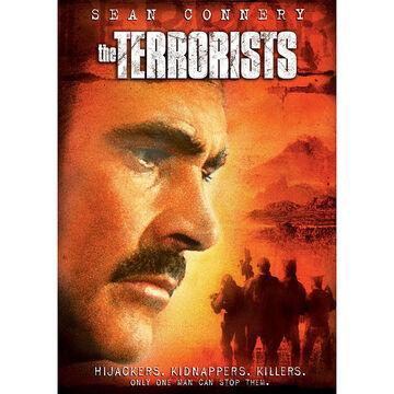 The Terrorists - DVD