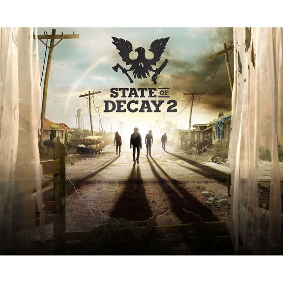 PRE-ORDER: Xbox One State of Decay 2
