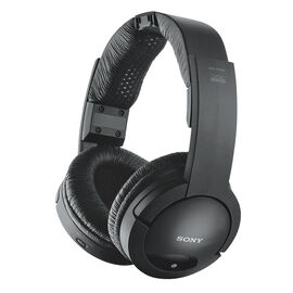 Sony RF Wireless Headphones - Black - MDRRF985RK