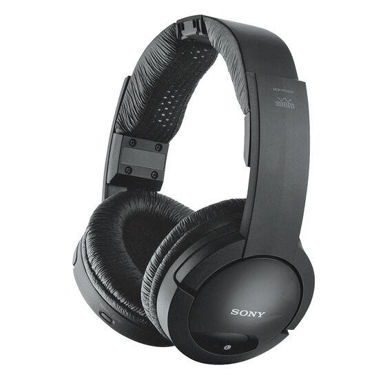 Sony RF Wireless Headphones - Black - MDRRF985RK