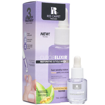 Red Carpet Manicure Cuticle Elixir - 9ml