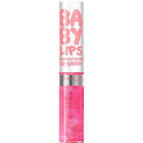 Maybelline Baby Lips Moisturizing Lip Gloss - A Wink of Pink