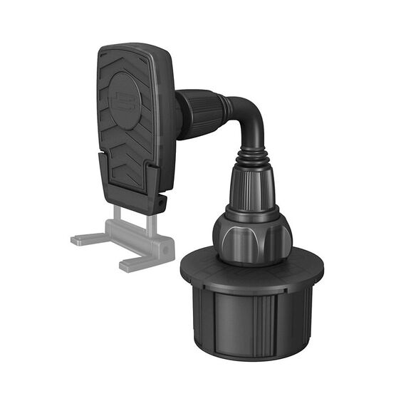 Bracketron Cup Holder Mount - Black - BT16582