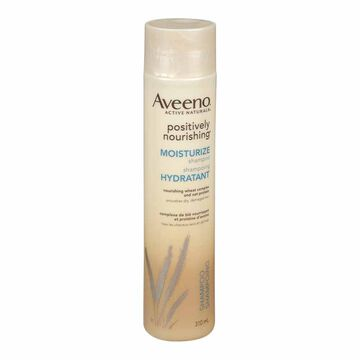Aveeno Positively Nourishing Moisturize Shampoo - 310ml