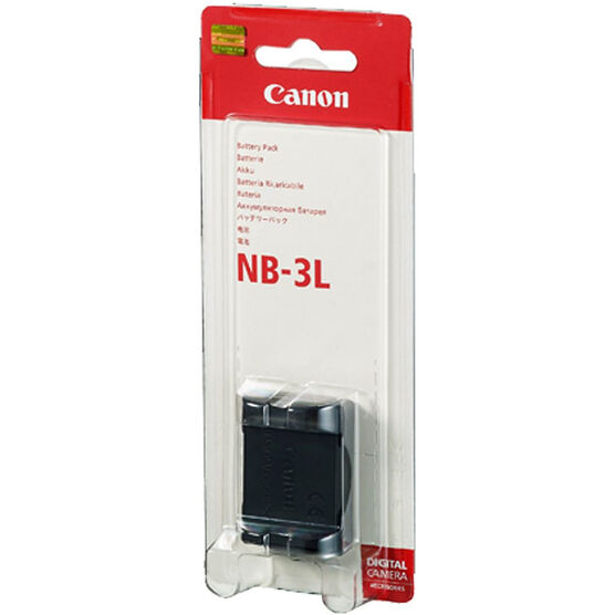 Canon NB 3L camera battery - Li-Ion x 1 - Rechargeable