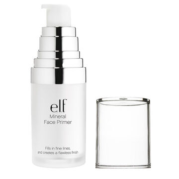 e.l.f. Studio Mineral Infused Face Primer - Clear - 14g