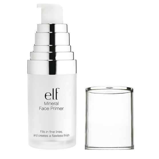 e.l.f. Studio Mineral Infused Face Primer - Clear - 14g