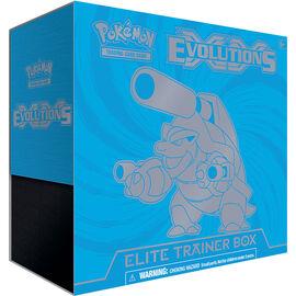 Pokémon - Evolutions - Elite Trainer Box