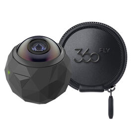 360fly HD 360 Camera with Camera Pouch - PKG #16373