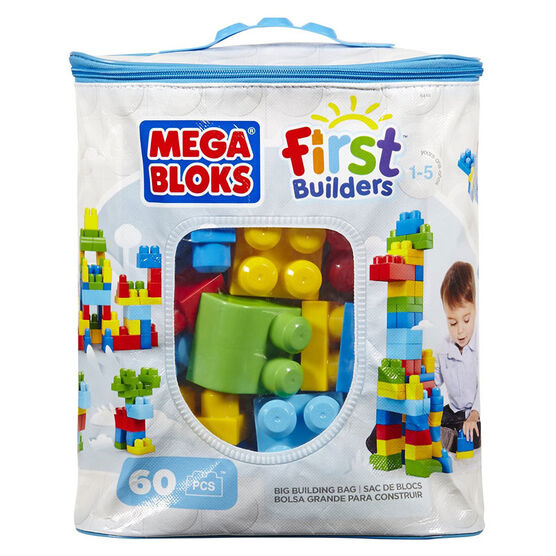 Mega Bloks First Builders - 60 Pieces