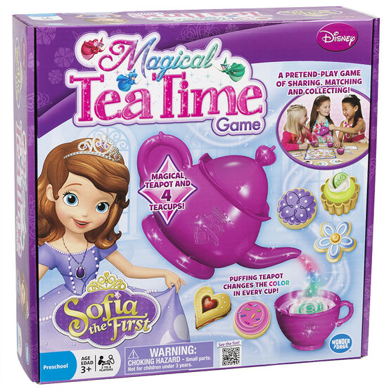 Sofia the First - Magical Tea Time Game