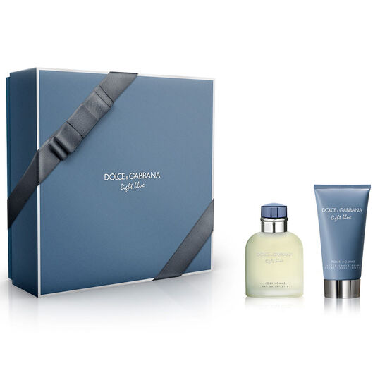 Dolce & Gabbana Light Blue Homme Gift Set
