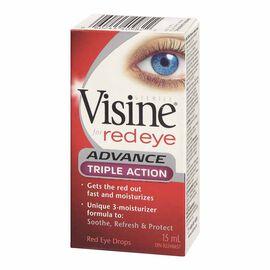 Visine Advance Triple Action - 15ml