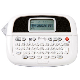 Brother PT-90 Label Maker - White
