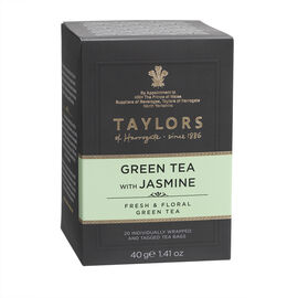 Taylors of Harrogate Tea - Green Tea with Jasmine - 20's