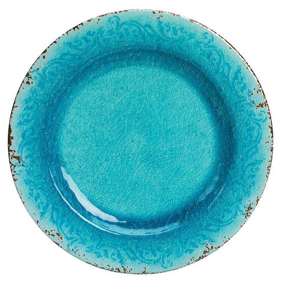 London Drugs It's Melamine Plate - Blue - 11inch
