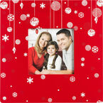 Neil Holiday Photoframe - Red - 6060X