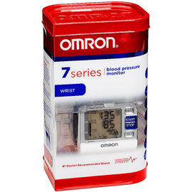 Omron Blood Pressure Monitor Series 7 - Wrist - BP652CAN