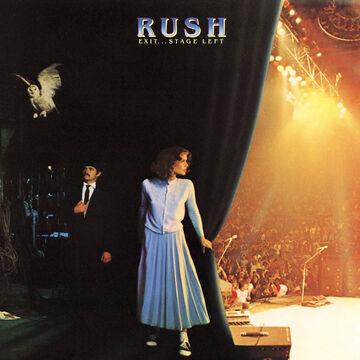 Rush - Exit... Stage Left - 2 LP Vinyl