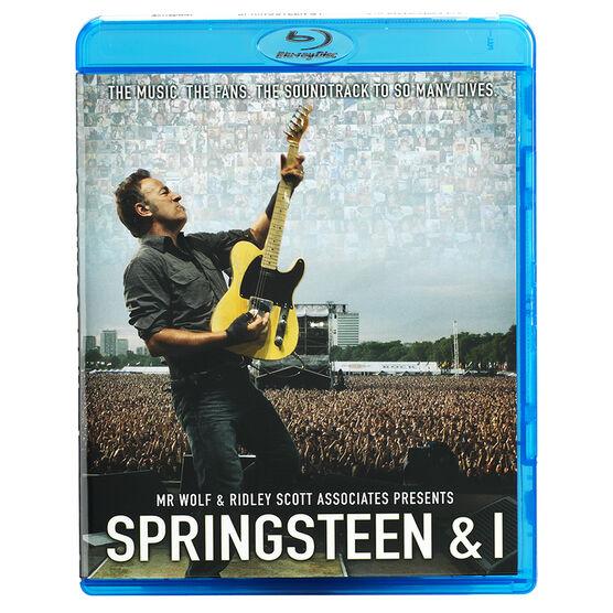 Springsteen & I - Blu-ray