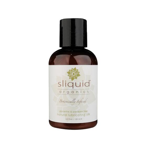 Sliquid Organics Natural Lubricating Silk - 125ml