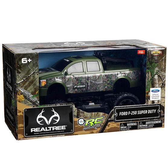 Realtree RC Radio Control F-250 Super Duty - Assorted